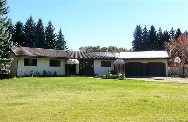 422049 Range Road 251, 5 bed, 4 bath, at $599,000