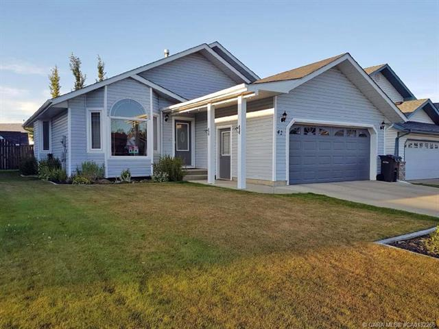 42 Willow Springs Crescent, 4 bed, 3 bath, at $350,000